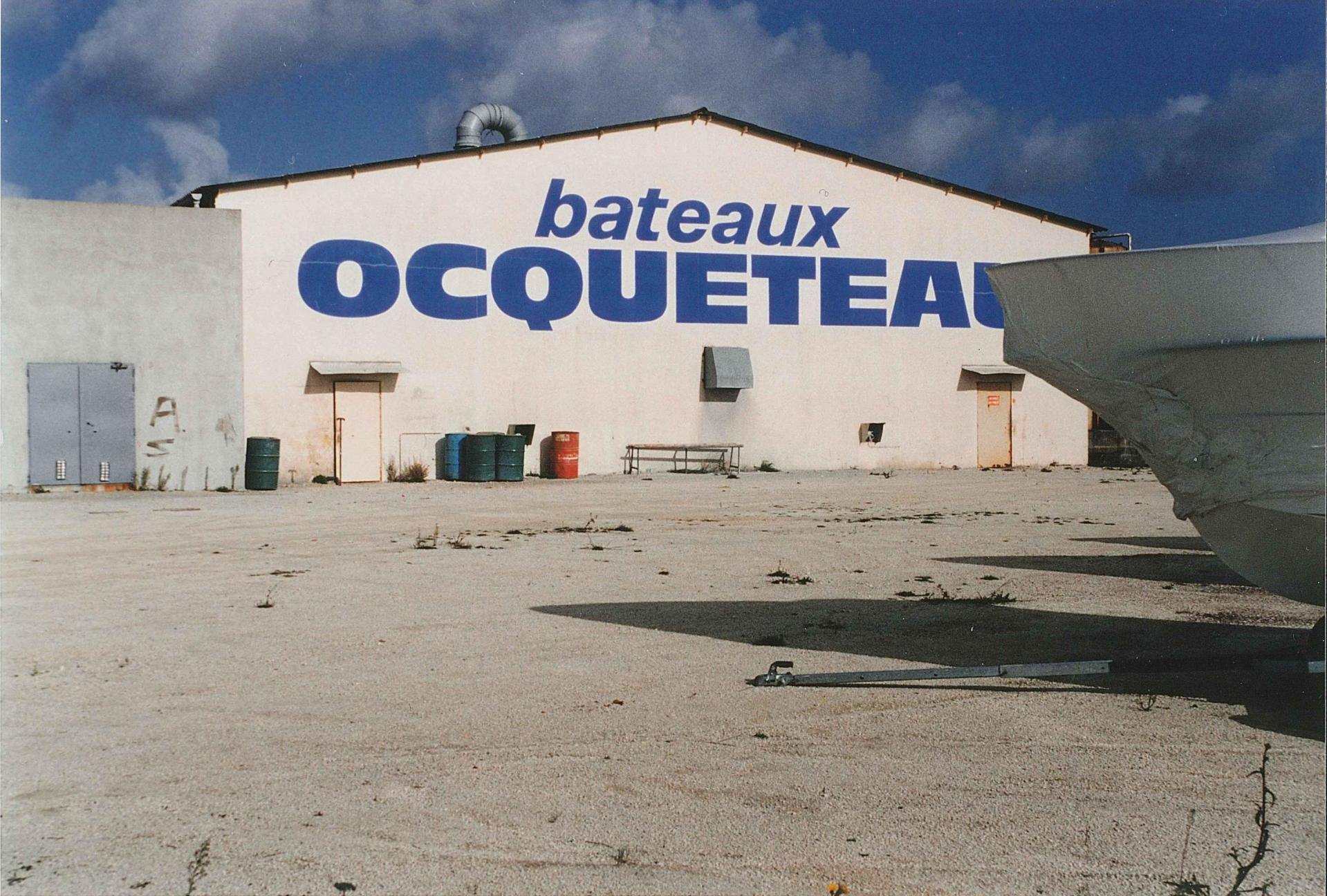 Ocqueteau chantier annees 90