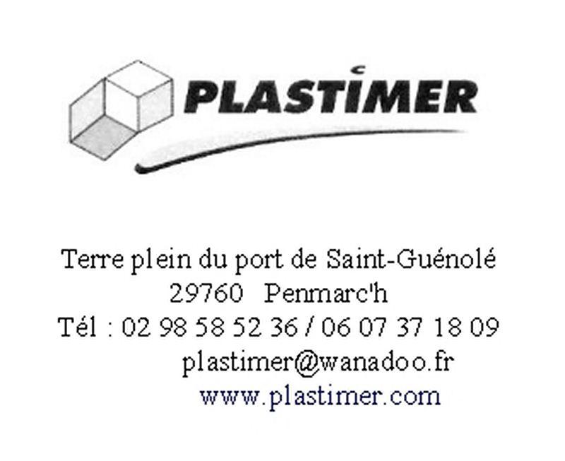Vue logo et adresse plastimer